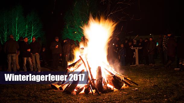 winterlagerfeuer